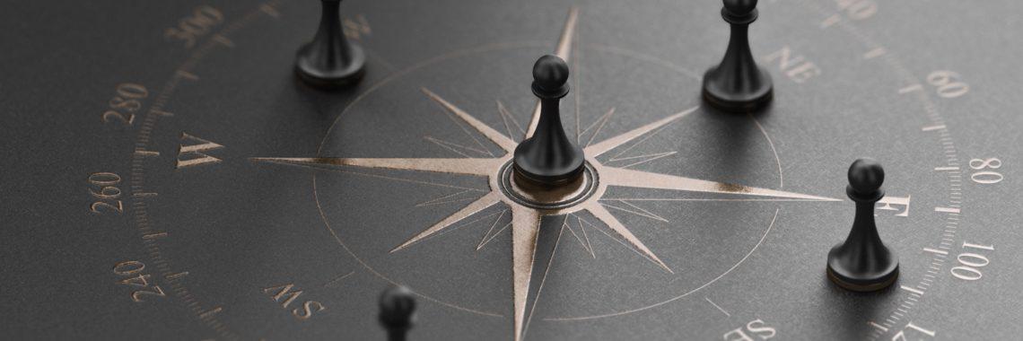 Strategic Business Advice Concept
